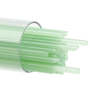 Bullseye Glass Stringer, 0112 Mint Green