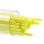 Bullseye Glass Stringer, 0120 Canary Yellow