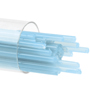 Bullseye Glass Stringer, 0216 Light Cyan
