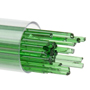 Bullseye Glass Stringer, 1107 Light Green