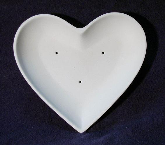 2005 Heart Dish