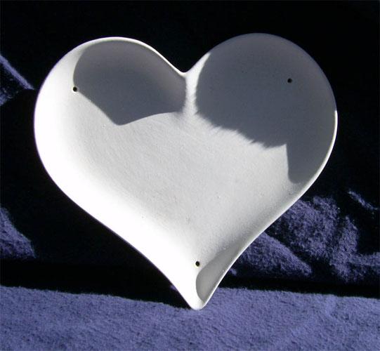 2041 Heart Dish