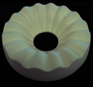 3130D Deep Sunburst Ring