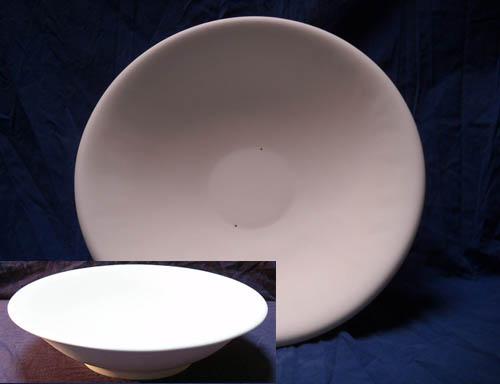 3140 Large Plain Bowl