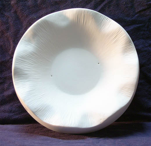 3163 Small Textured Bowl