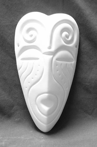 5000950 African Mask