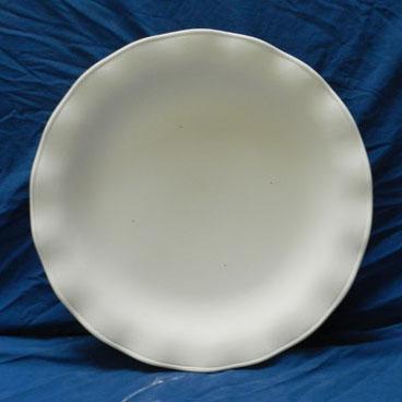 5001070 Round Ruffle Platter