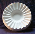 3164 Rippled Bowl