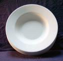 3173 Rimmed Bowl