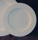 5000103 Rimmed Salad Plate