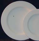 5000104 Rimmed Dinner Plate