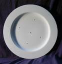 7021423 Rimmed Dinner Plate