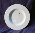 7021424 Rimmed Salad Plate