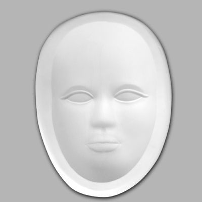 GM879 Plain Face Mask